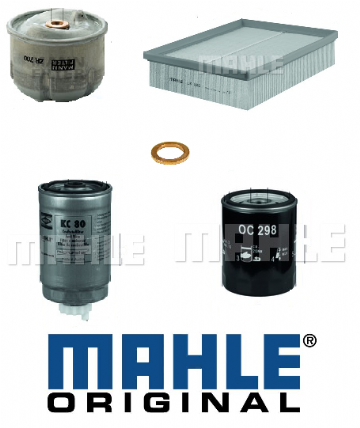 KIT103 Mahle Original Filter Kit Defender Td5
